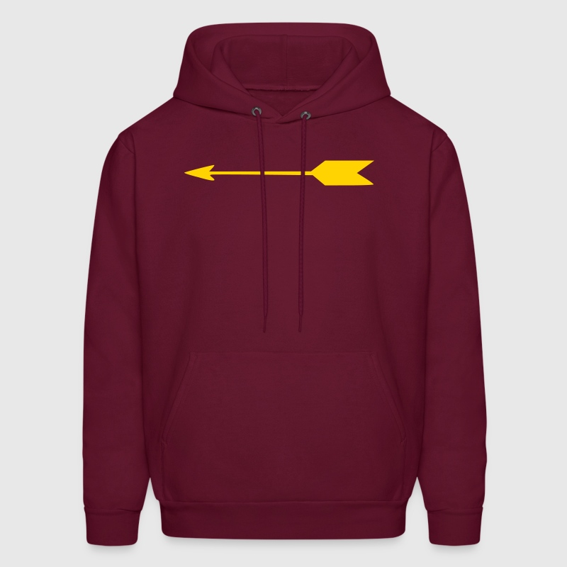 Arrow Vector - Men's Hoodie