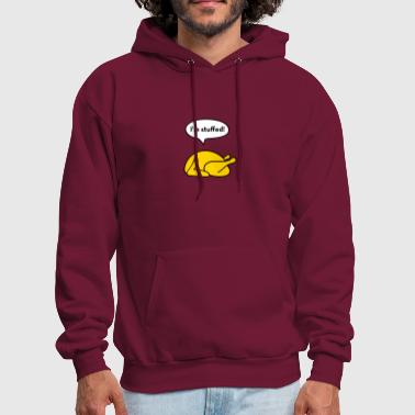 Stuffed Turkey - Men's Hoodie