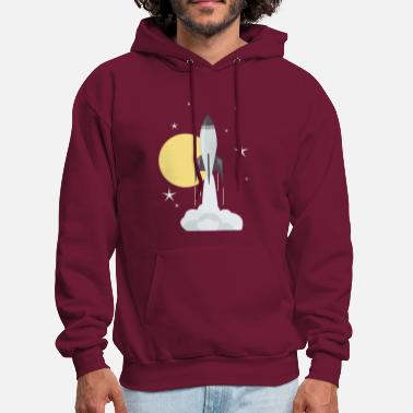Space Shuttle Space Shuttle - Men's Hoodie