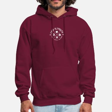 Plymouth Camp Plymouth - Men's Hoodie