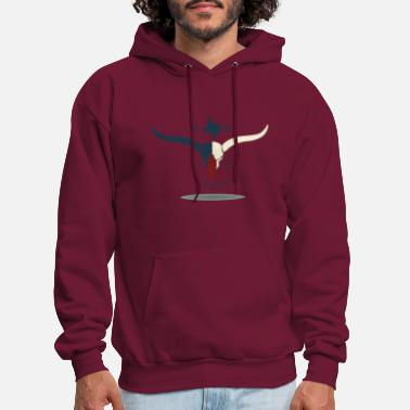 Texas TEXAS LONG HORNS USA - Men's Hoodie