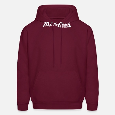TooLoud Los Angeles Beach Filter Hoodie Sweatshirt