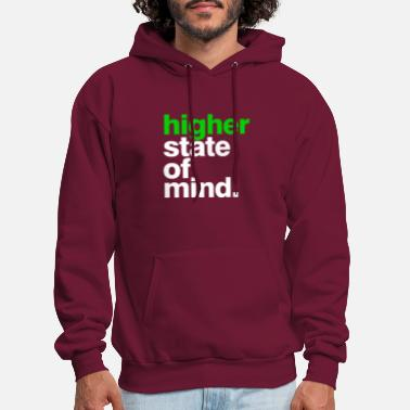 Higher State Of higher state of mind - Men's Hoodie