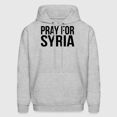 PRAY FOR SYRIA - Men's Hoodie