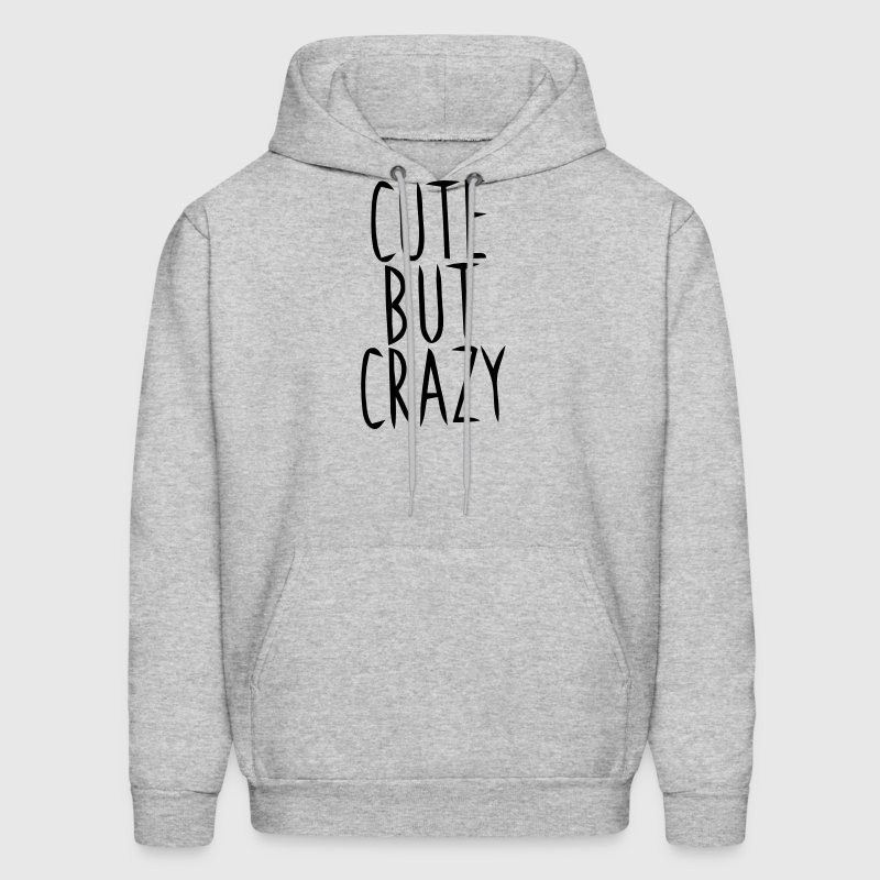 CUTE BUT PSYCHO!!! - Men's Hoodie