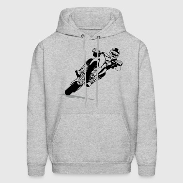 Supermoto Racing - Men's Hoodie