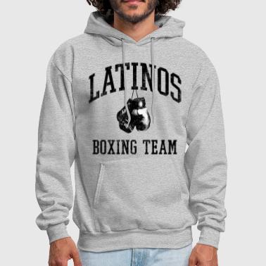 Latinos Boxing Team - Men's Hoodie