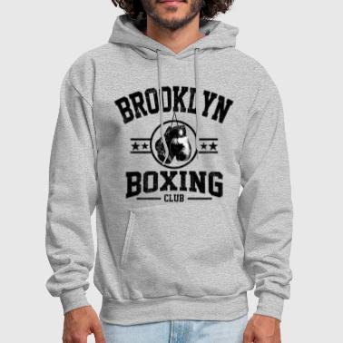 Boxing Brooklyn Boxing Club - Men's Hoodie