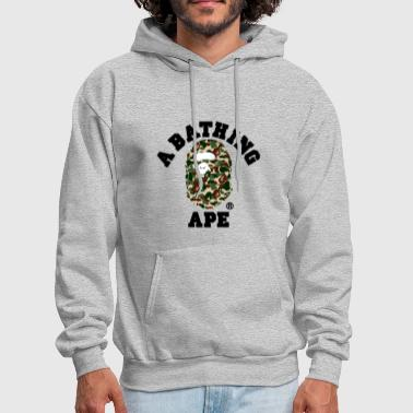 Bathing Ape BAPE A BATHING APE - Men's Hoodie
