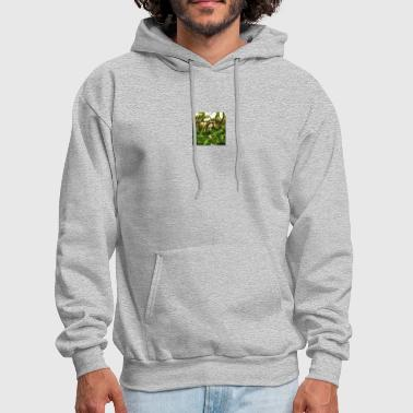 green aquarium - Men's Hoodie