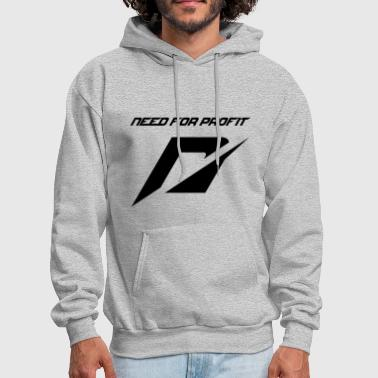need for profit - Men's Hoodie