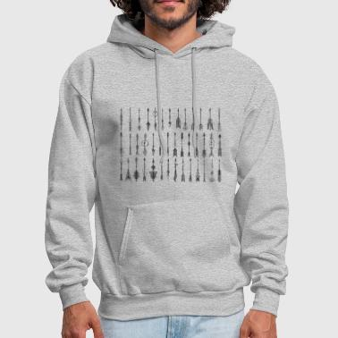 Arrows ARROWS arrow Arrows - Men's Hoodie