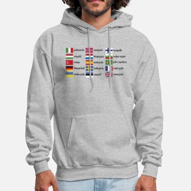 Waterpolo 2541614 15571293 waterpolo international - Men's Hoodie