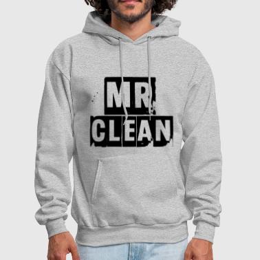 Clean What It Is mr clean - Men's Hoodie