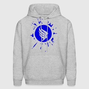 Mass Effect Paragon Splat - Men's Hoodie