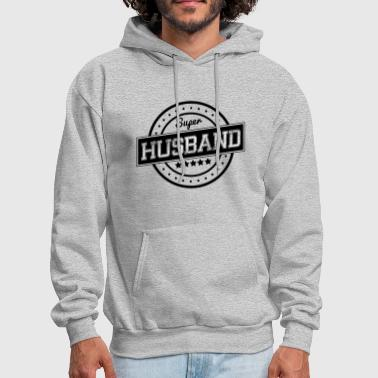 Husband Super husband - Men's Hoodie