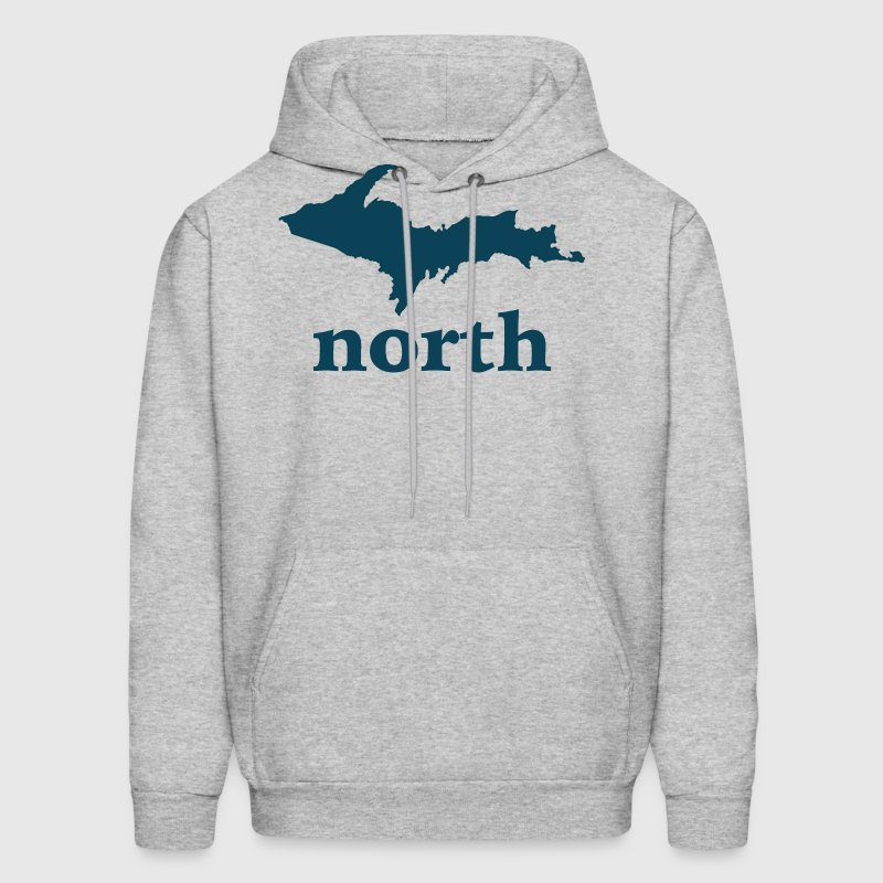 Up North U.P. Michigan - Men's Hoodie
