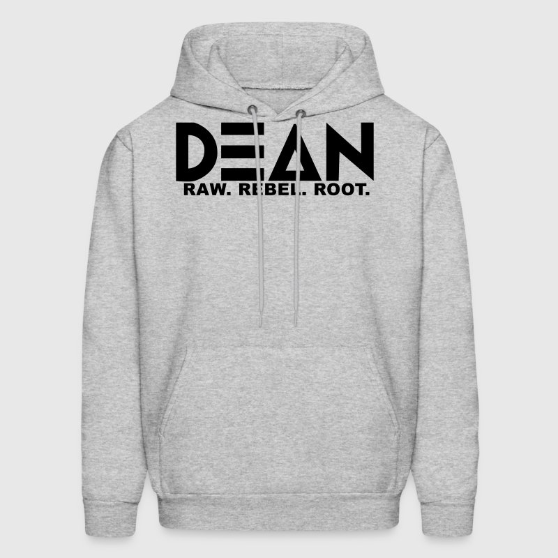 Dean - Raw. Rebel. Root. - Men's Hoodie