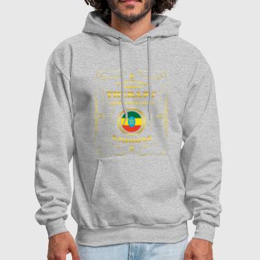 DON T NEED THERAPIE GO TO ETHIOPIA - Men's Hoodie