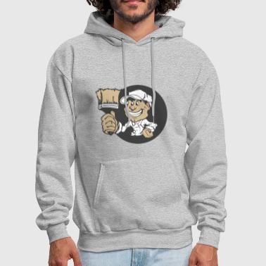 painter - Men's Hoodie