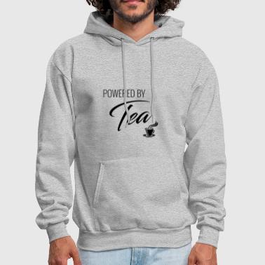Powered by Tea - Men's Hoodie