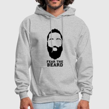 Fear The Beard New James Harden Houston - Men's Hoodie