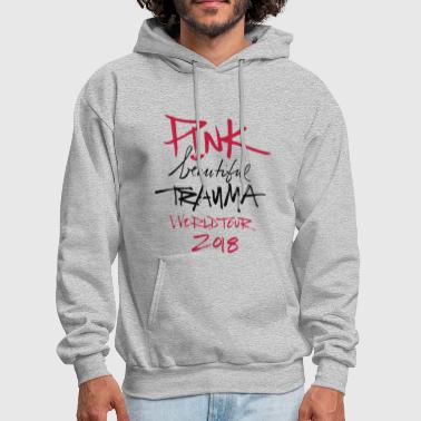 PINK BEAUTIFUL TRAUMA TOUR 2018 - Men's Hoodie