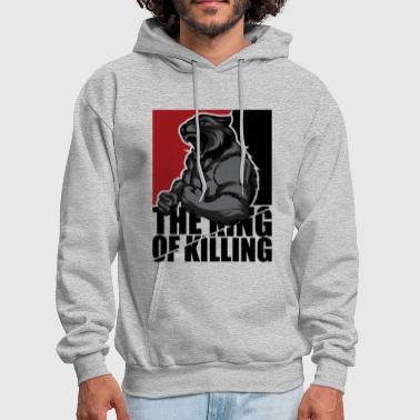 The gallant tiger - Men's Hoodie