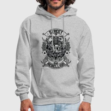 Street Rebellion - Men's Hoodie