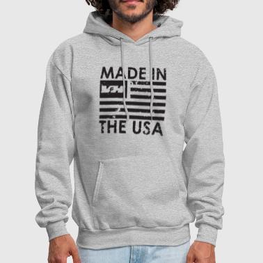 Made in USA - Men's Hoodie