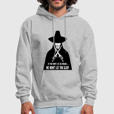 LET US DREAM - Men's Hoodie