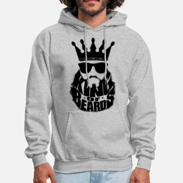 Beard King Of Beards - Men's Hoodie