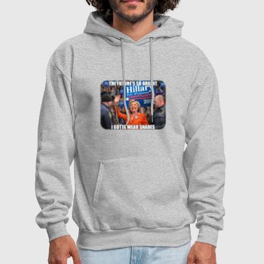 Prison Hillary for Prison - Seeking The Truth - Men's Hoodie