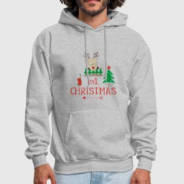 First first Christmas - Men's Hoodie