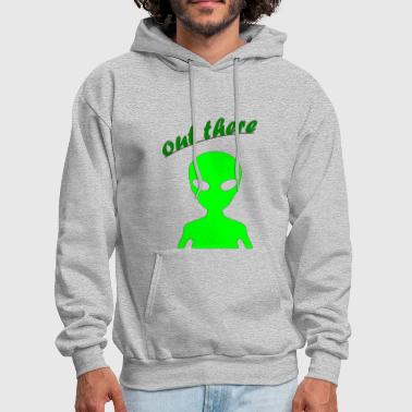 OUT THERE - Men's Hoodie