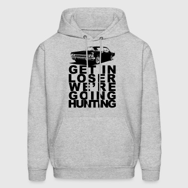 Going Hunting - Men's Hoodie