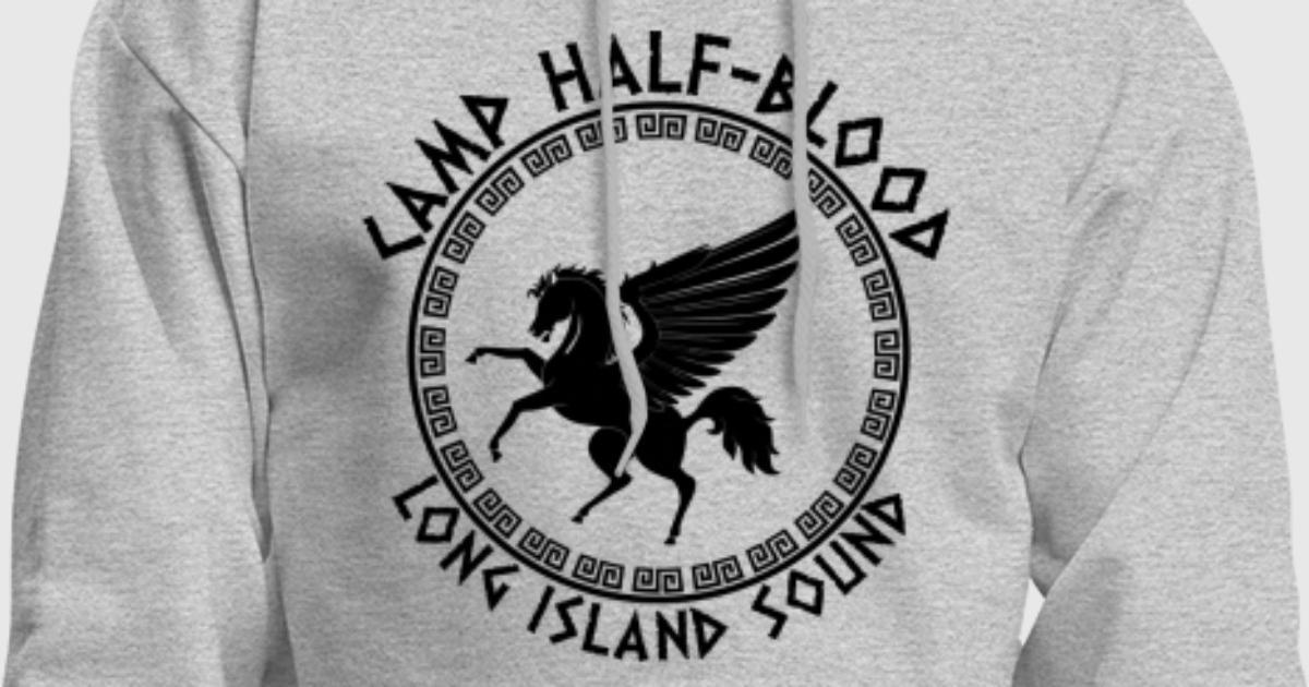 Camp Half Blood Shirt By Teezen32 Spreadshirt