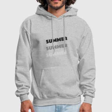 Summer Summer Summer Summer -grey - Men's Hoodie