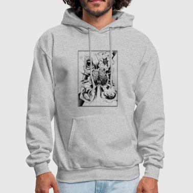 Projection - Men's Hoodie