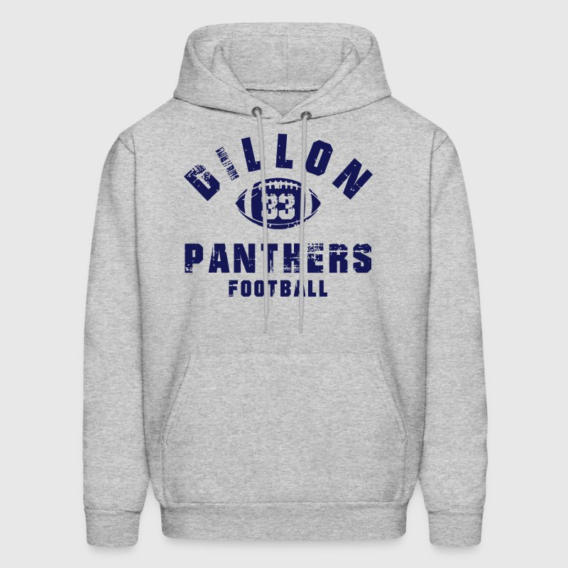 DILLON PANTHERS - Men's Hoodie