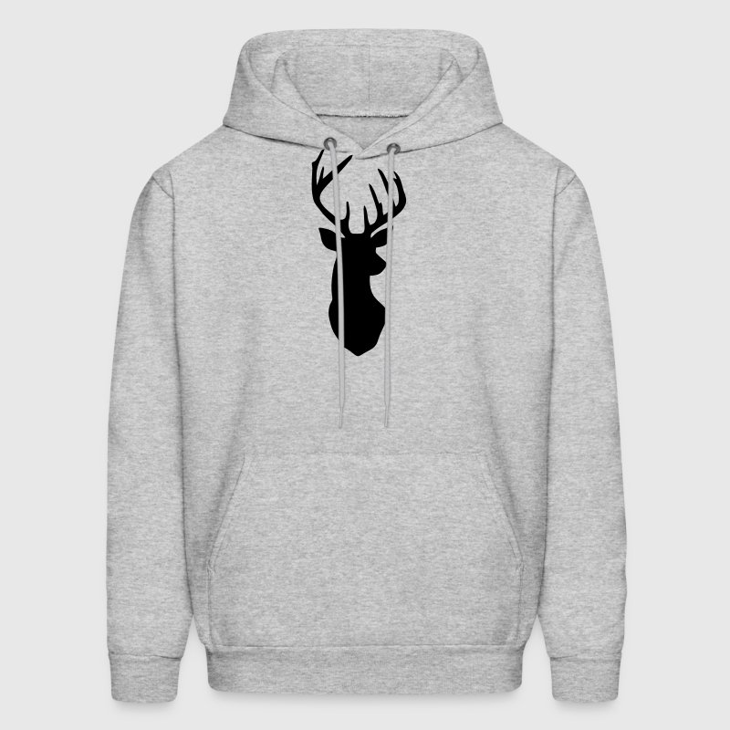 DEER HUNTER - Men's Hoodie