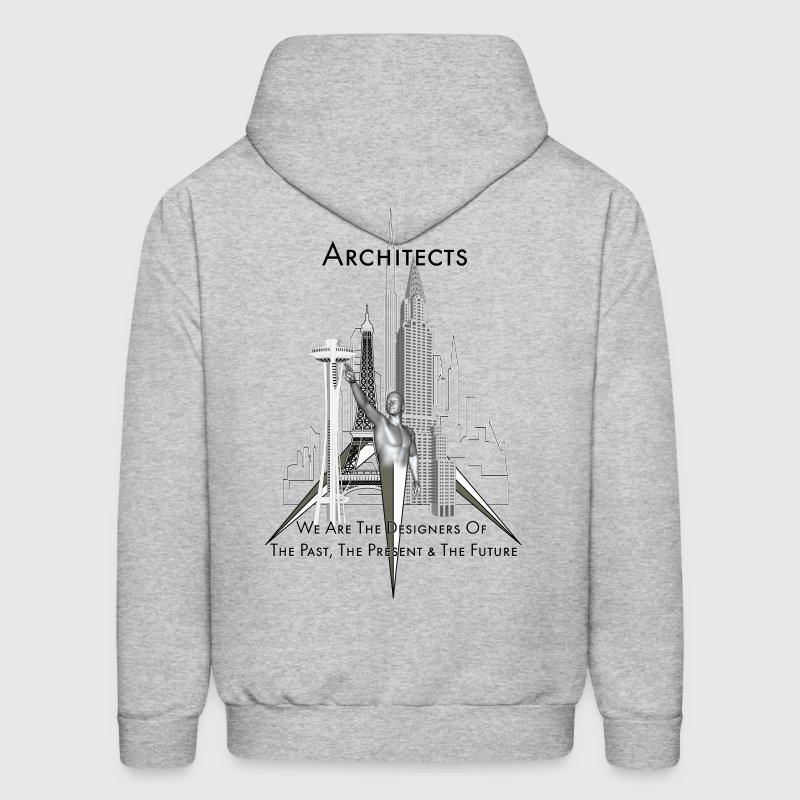 Architects - Men's Hoodie