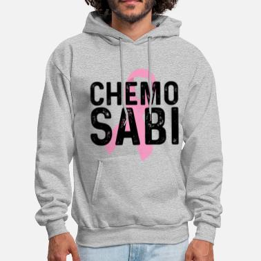 Chemo Chemo Sabi - Cancer Awareness - Men's Hoodie