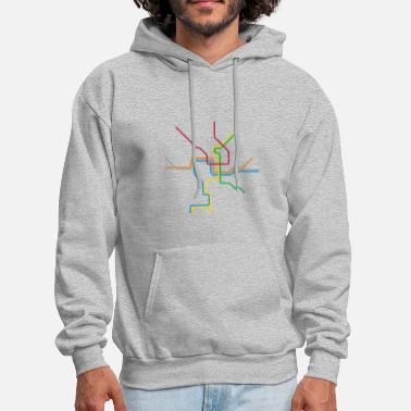 District The District - Men's Hoodie