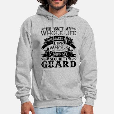Security Security Officer - Men's Hoodie