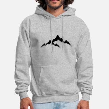 Alps Mountain - Alps - Men's Hoodie