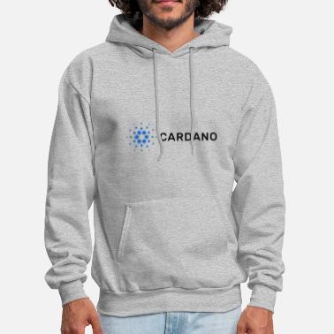 Cryptocurrency Cardano - Men's Hoodie
