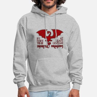 Console Consolation Dragons - Men's Hoodie