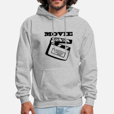 Movie Movie - Men's Hoodie
