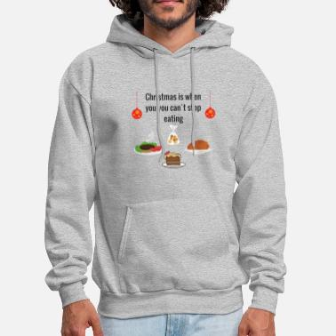 Meal Christmas meal - Men's Hoodie